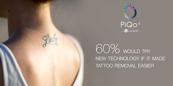 Picosecond Tattoo Removal - Lumenisxperience